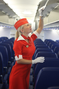 airplane-stewardess